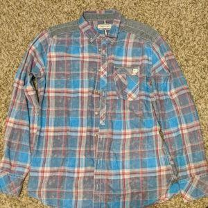Other - Departwest plaid shirt